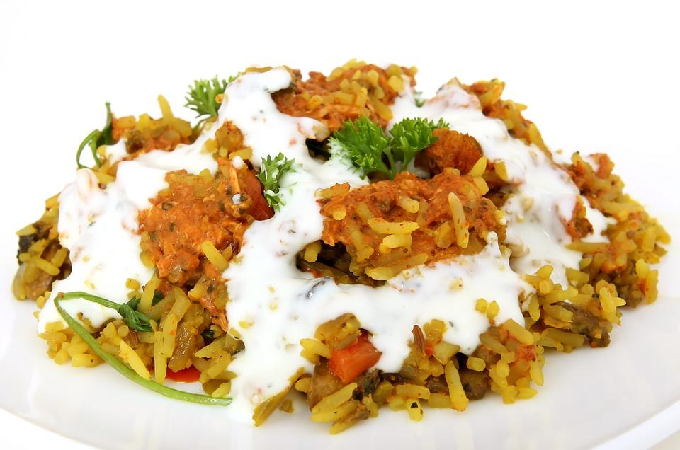 Pikantní rýže