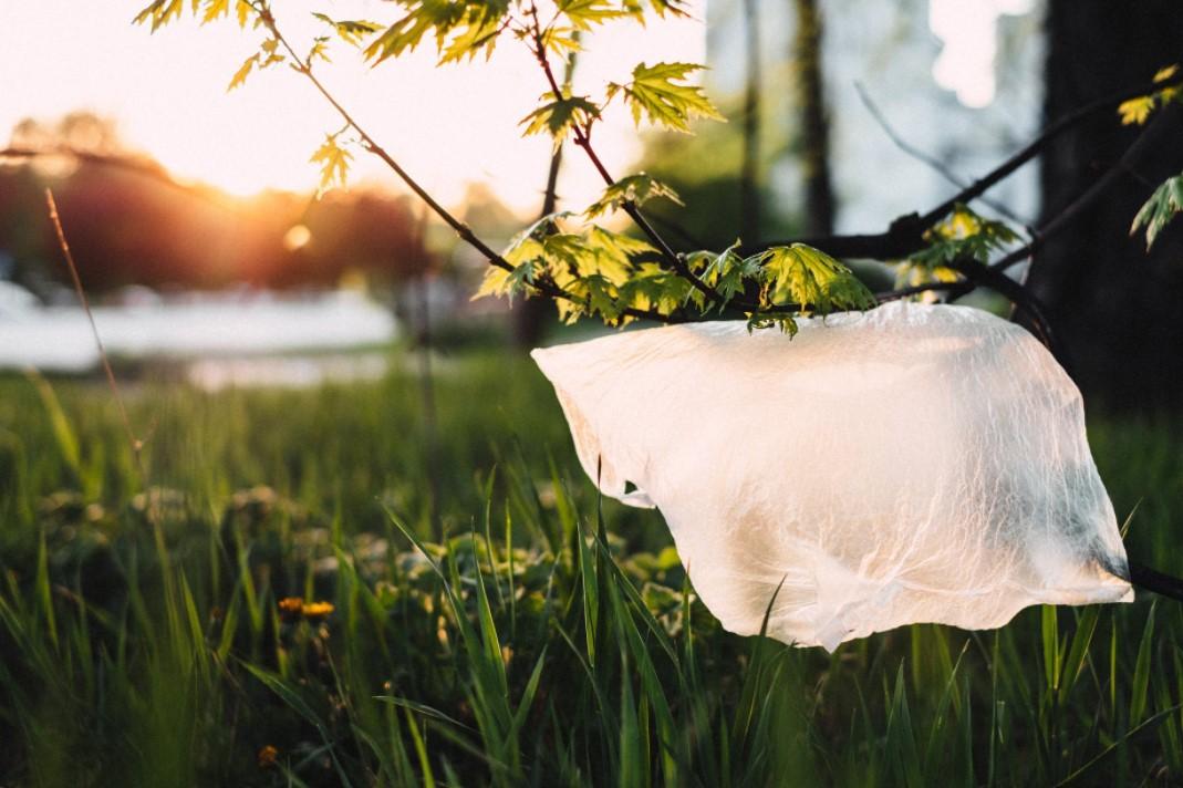plastový sáček